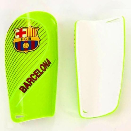 Детские футбольные щитки  FC BARCELONA  LITE