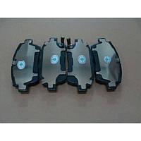 Колодки тормозные передние BYDF3