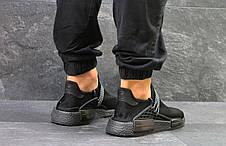 Кроссовки Мужские Adidas NMD Human Race,сетка,черные  42р, фото 3