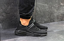 Кросівки Чоловічі Adidas NMD Human Race,сітка,чорні 42р, фото 2
