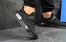 Кросівки Чоловічі Adidas NMD Human Race,сітка,чорні 42р, фото 3