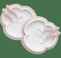 Тарелки и приборы