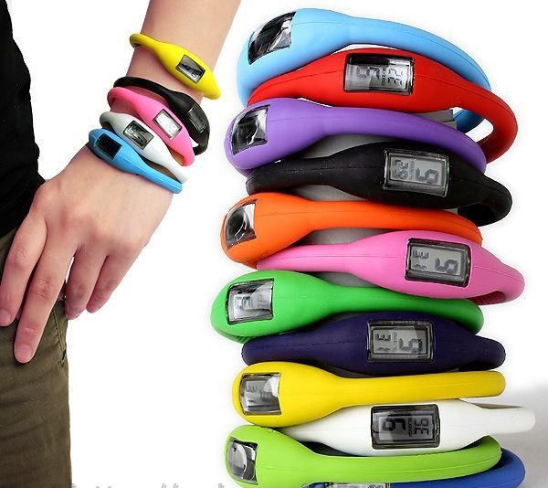 Часы - браслет наручные электронные
