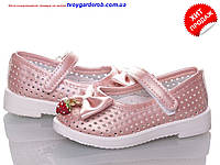 Яркие туфельки для девочки   р 21-22 (код 2759-00)
