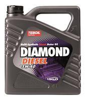 Масло моторное Teboil Diamond Diesel 5W40 (синт)4L
