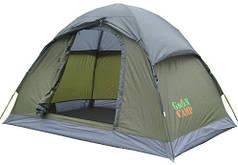 Двухместная палатка GreenCamp 3005