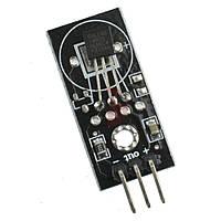 Модуль с датчиком температуры DALLAS DS18B20 18B20 для Arduino и других проектов, фото 1