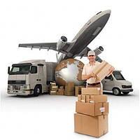 Отправки заказов за границу