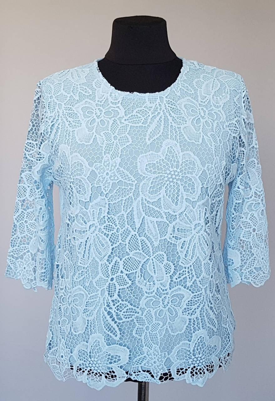 ba82d78b73b Женская кружевная блузка в расцветках - Интернет-магазин «KatrinStyle» в  Хмельницком