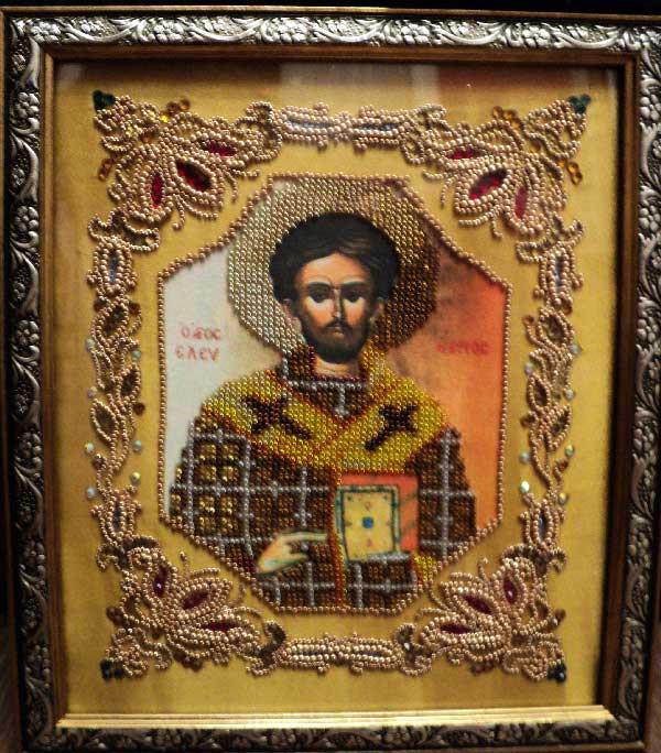 Икона Св. Елевферий