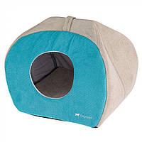 Мягкий домик для кошек Ferplast TULIP, фото 1