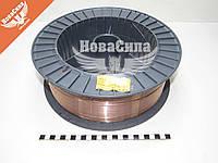 Провода сварочные 0.8мм. 15кг. (Дона)