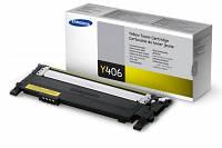 Заправка картриджа Samsung CLT-Y406S yellow для принтера Samsung CLP-360, CLX-3300, CLX-3305, CLX-3305fn