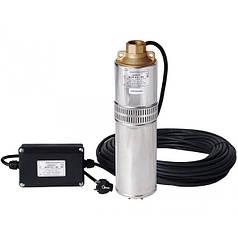 Погружной насос «Водолей» БЦПЭ 0.32-25У / Скважинный насос для подачи воды на высоту до 36 метров