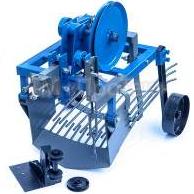 Картоплекопач механізований КМ-3 (ВМО) Полтавська c перехідником
