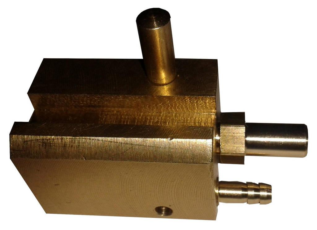 Клапан механический латунный  для рукава