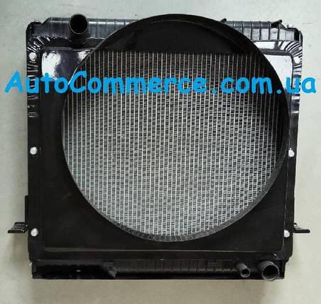 Радиатор системы охлаждения ЧАЗ А074 (V=3.2L), фото 2