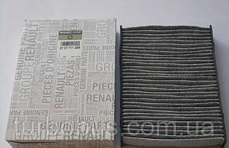 Фильтр салона (угольный) на Renault Trafic III + Opel Vivaro II 14-> 1.6dCi - Renault (Оригинал) - 272771128R