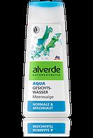 Органический тоник для лица alverde Aqua Meeresalge