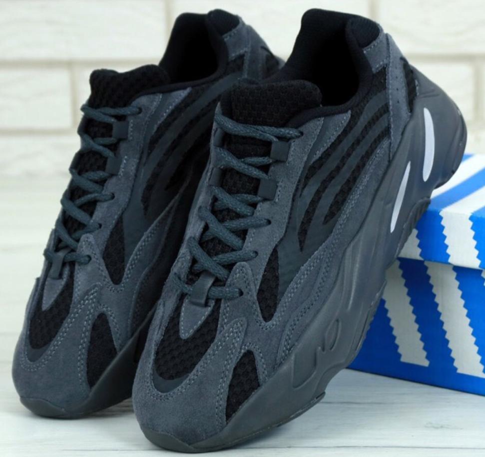 Мужские кроссовки Adidas Yeezy Wave Runner Boost 700 V2 (Адидас Изи Буст 700)
