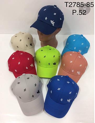 Спортивная кепка для мальчика Adidas р.52, фото 2