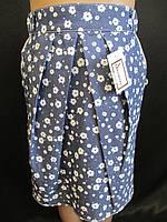 Детские юбочки из джинсовой ткани., фото 1