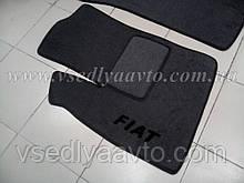 Ворсовый водительский коврик FIAT Doblo с 2001-2008 гг.