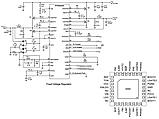 RT8206B / RT8206BGQW WQFN-32L контроллер питания, фото 4
