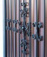 Кованные ворота и калитка В-01, фото 2