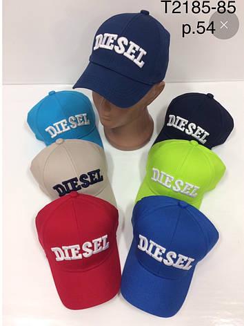 Летняя кепка для мальчика Diesel р.54, фото 2