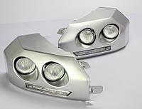 Штатные дневные ходовые огни DRL 1352 (Toyota FJ Cruiser)