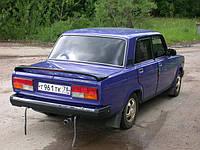 Спойлер ВАЗ 2101 - 2106 Автокомпозит на крышку багажника