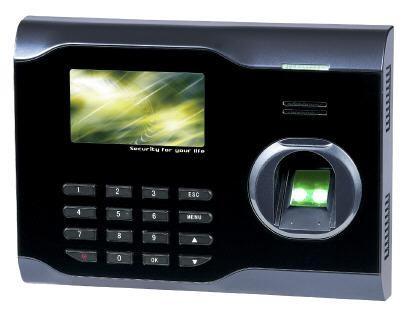 Мультимедийный терминал учета рабочего времени ZkSoftware U160-C