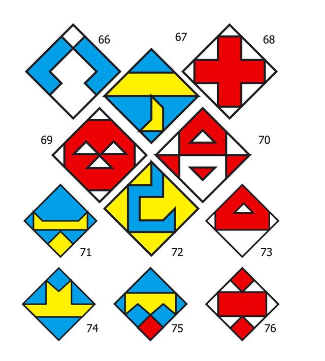 Картинки узоры для кубиков никитиных только