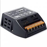 Контроллер заряда для солнечных батарей CMP12 (12-24V 20А)