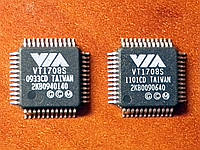 VIA VT1708S LQFP48 - AUDIO codec аудиокодек, фото 1