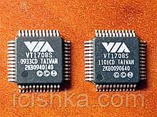 VIA VT1708S LQFP48 - AUDIO codec аудиокодек