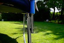 Батуты спортивные FunFit 435 см. защитная сетка и лесенка, фото 2