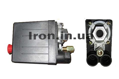 Автоматика 220в 1 выход контрольно-распределительный блок компрессора-прессостата