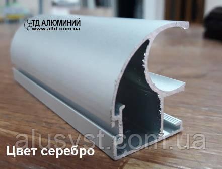 Профиль для шкафа купе | Вертикальная ручка 119