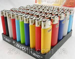 Зажигалки BIC J3 слим