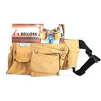 Кожаная сумка на пояс Bellota 51308