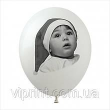 Печать фото, портретов на воздушных шариках