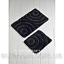 Коврики в ванную, набор из двух ковриков