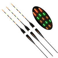 Поплавок светящийся LED для ночной рыбалки (3 шт.)