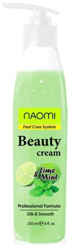 Naomi Beauty Cream - крем для ног с фруктовыми кислотами, 500 мл