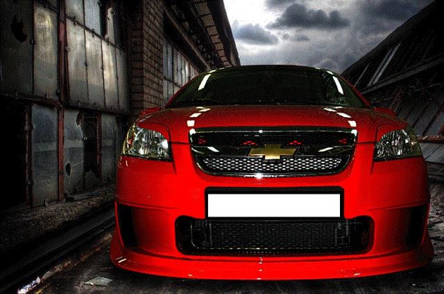 Бампер передний, задний для Chevrolet