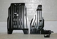 Защита картера двигателя, кпп, ркпп Mitsubishi Pajero Wagon 1999-, фото 1