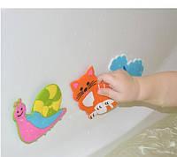 Набор игрушек на присосках для купания Kinderenok Fixi Mixi