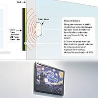 Экранирующия подкладка для постеров 12х17см.